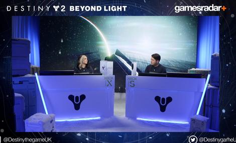 Destiny Beyond Light Livestream