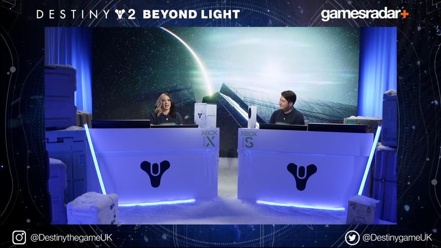 DESTINY2: BEYOND LIGHT LAUNCH LIVESTREAM EVENT