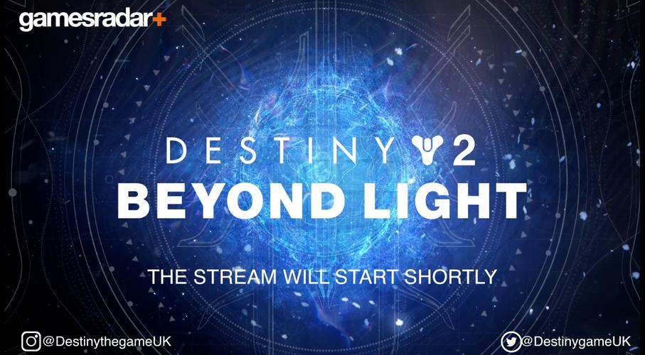 DESTINY 2: BEYOND LIGHT LAUNCH LIVESTREAM EVENT