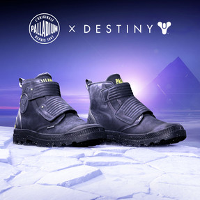 Palladium x Destiny Collab - Europa Collection