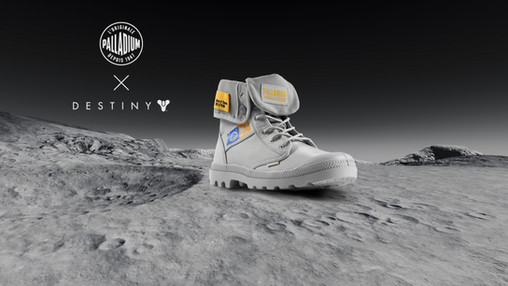 Palladium x Destiny - Lunar Collection