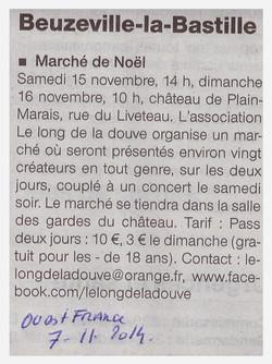 2014-11-07_Ouest_France_Marché_des_cré