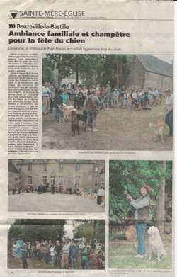 La Presse de la Manche 21-07-2014