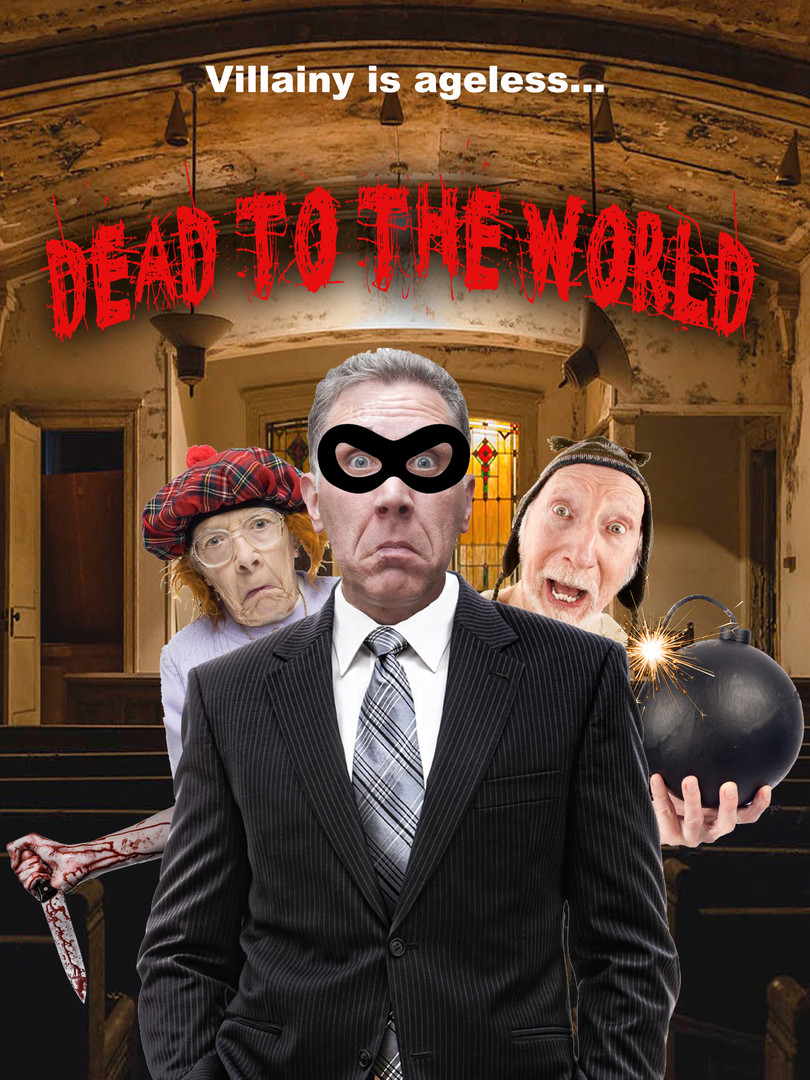 Dead To The World Poster