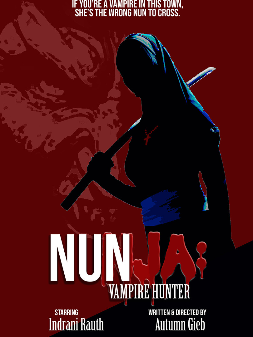 Nunja: Vampire Hunter Poster