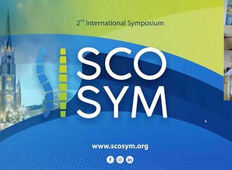 Det första ScoSym webinaret hölls 23 maj