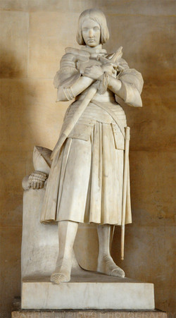 Versailles Joan of Arc