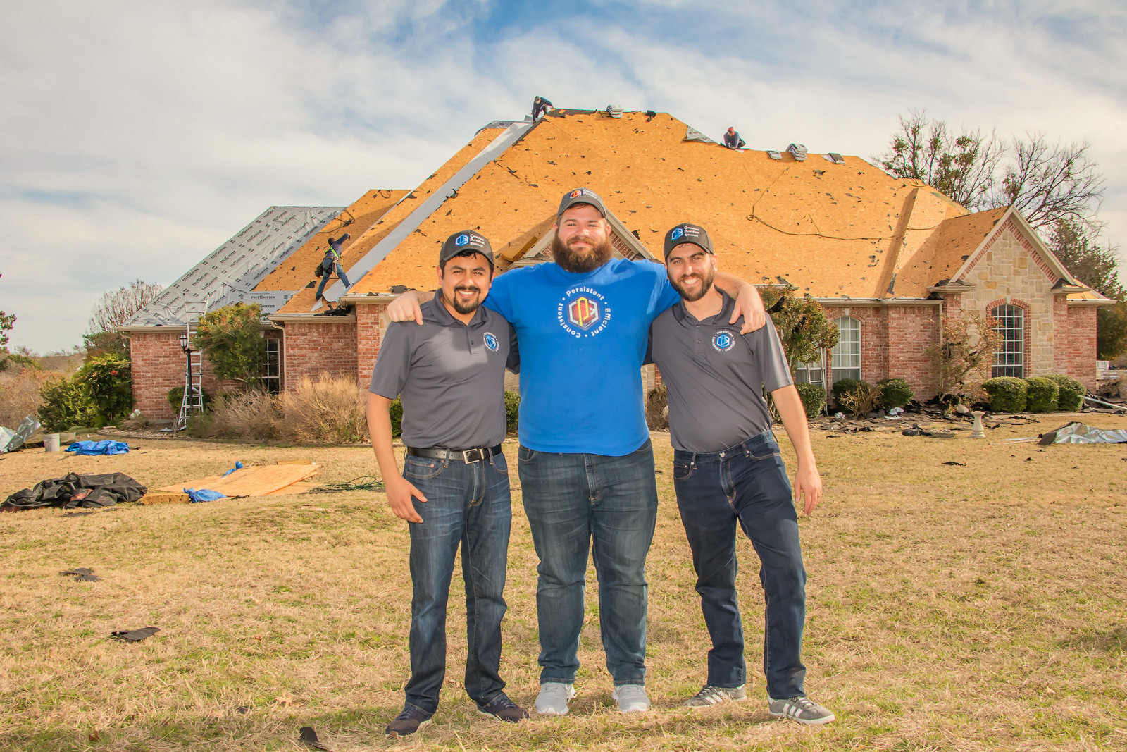 Roofing Comapny in Texas - CPE Roofing .