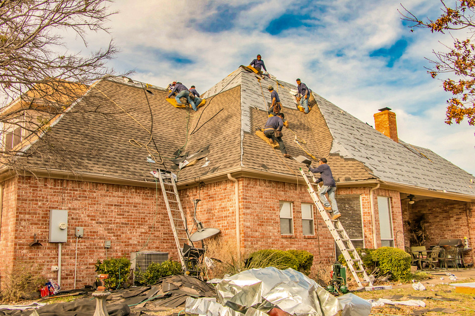 Roof replacement - Shingle replacement -
