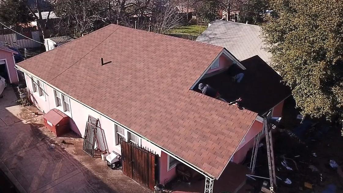 roof repair services Dallas