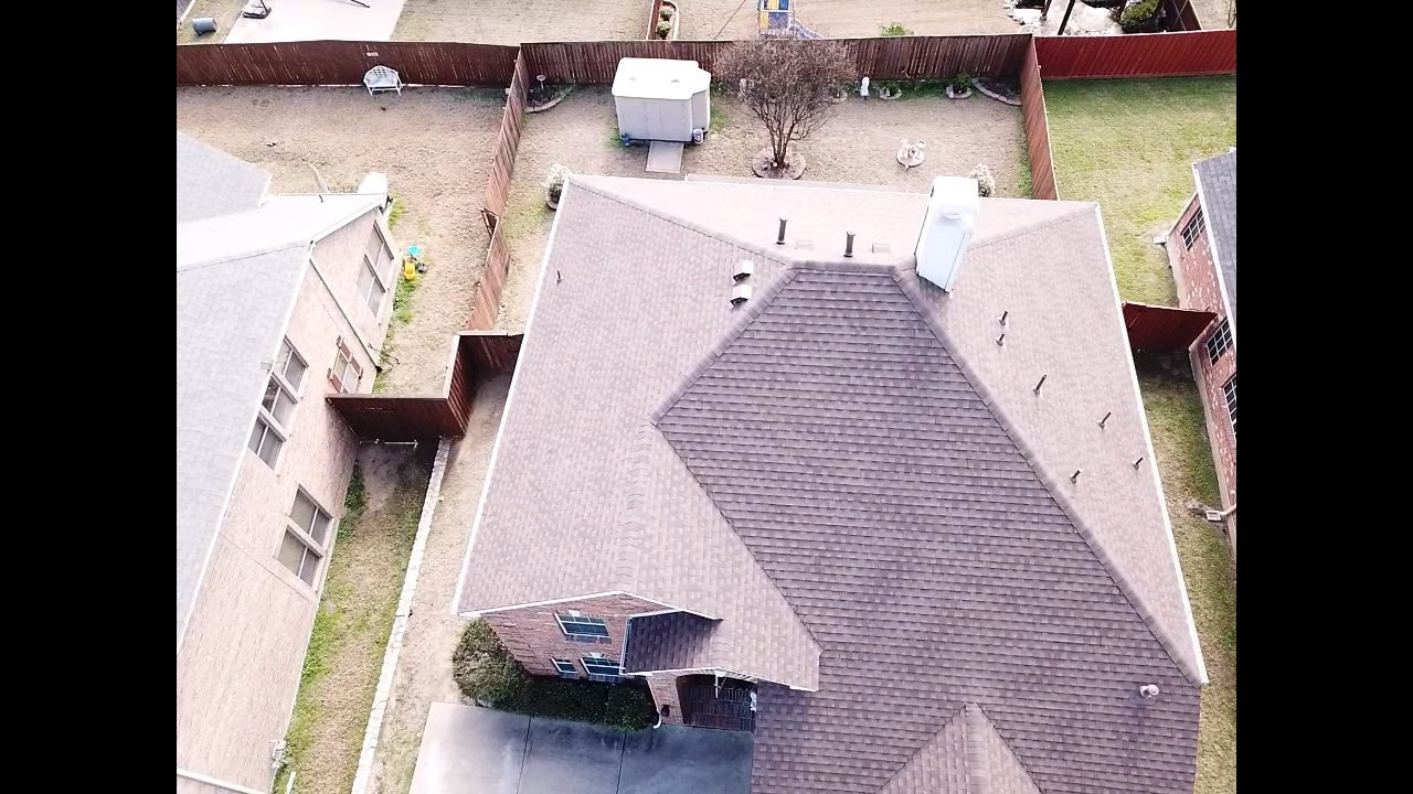 free roof inspection near Dallas