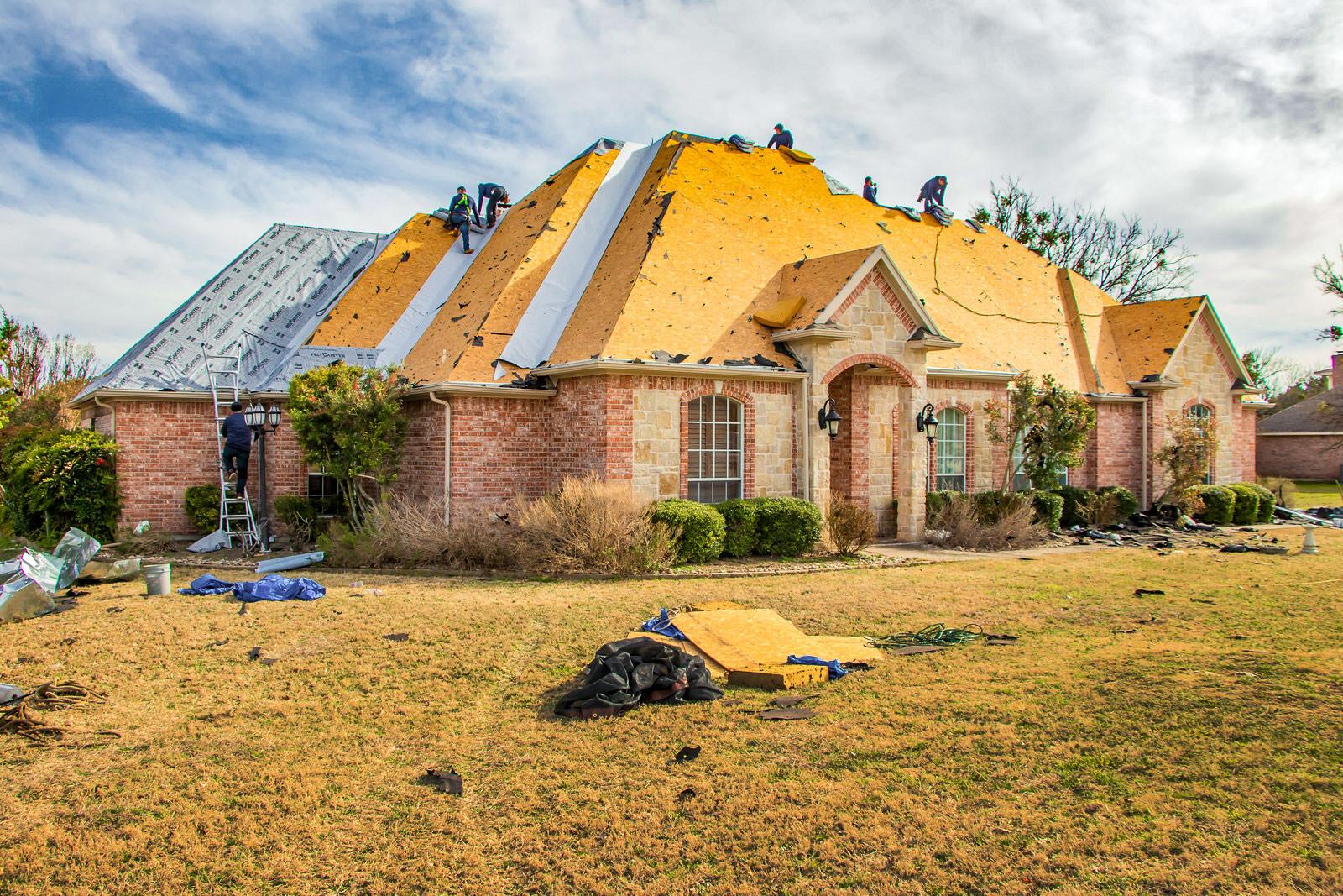 Roof Installation - Roof Contractor Texa