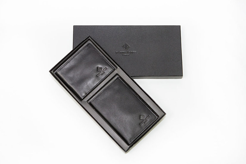Passport & Wallet set