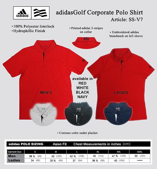 Adidas Golf Corporate Polo Shirt