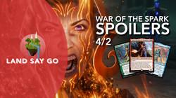 #MTGWAR Spoilers Day 3