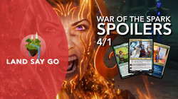 #MTGWAR Spoilers Day 2!