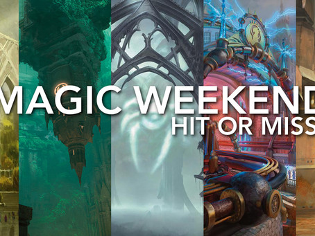 Magic Weekend-Hit or Miss