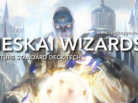 Jeskai Wizards - Future Standard
