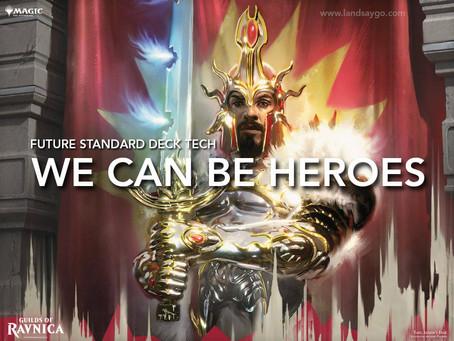 Jeskai Heroes - Standard