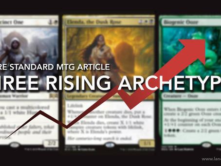Three Rising Archetypes