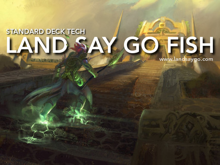 Land Say Go Fish - Standard
