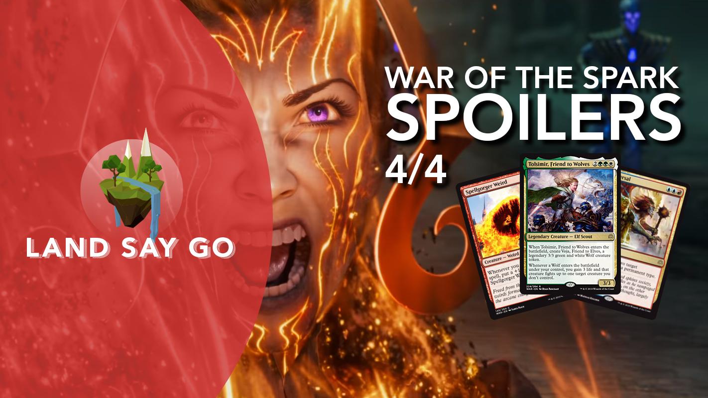 #MTGWAR Spoilers Day 5