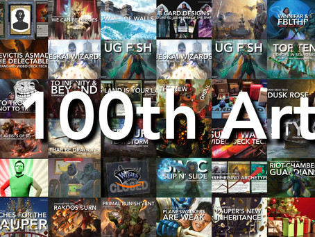 100th Article!