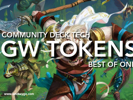 GW Tokens - Best of One
