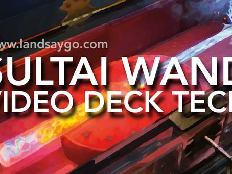 Sultai Wand - Video Deck Tech