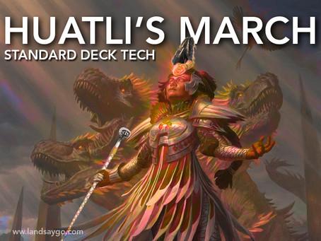 Huatli's March - Standard