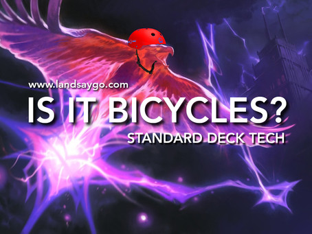 Is It Bicycles? - Standard