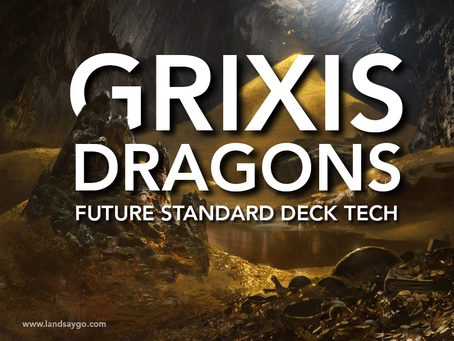 Grixis Dragons - Standard
