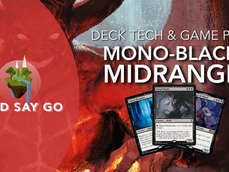 Mono-Black Midrange - Standard