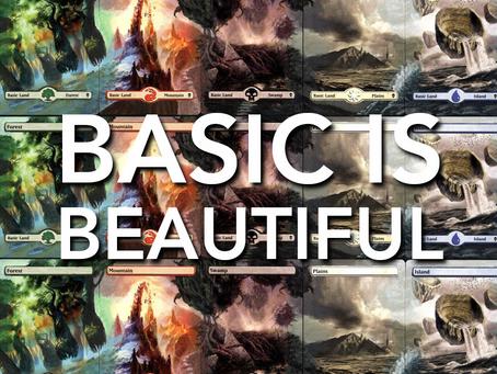 Basic Is Beautiful