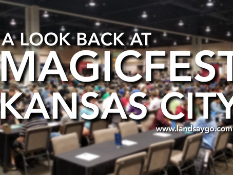 A Look Back At MagicFest Kansas City