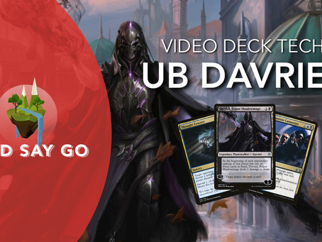 UB Davriel - Standard Video Deck Tech