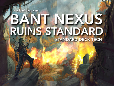 "Bant Nexus ""Ruins Standard"""