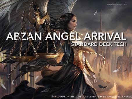 Abzan Angel Arrival - Standard