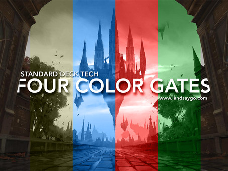 4-Color Gates - Standard