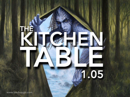 The Kitchen Table 1.05