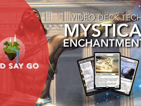 Video Deck Tech - Orzhov Mystical Enchantments