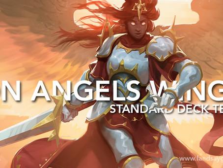 On Angel Wings - Standard