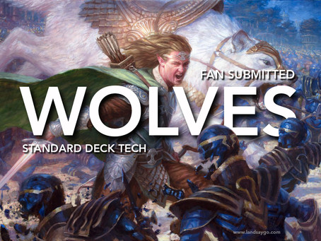 Wolf Tribal - Standard