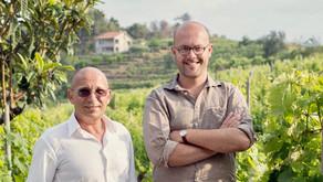 Franco Laconi e Filippo Rondelli. Cantina Terre Bianche