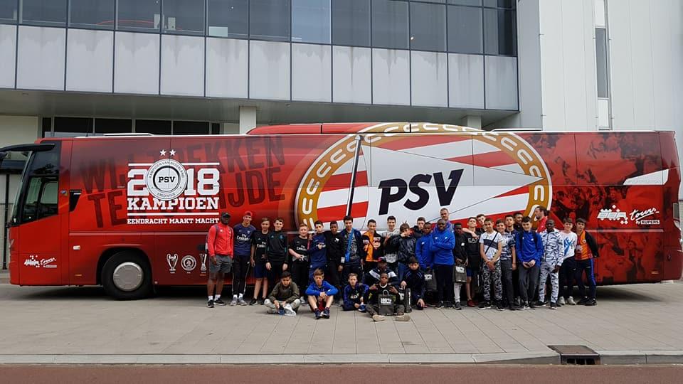 Tournoi U15 Belgique