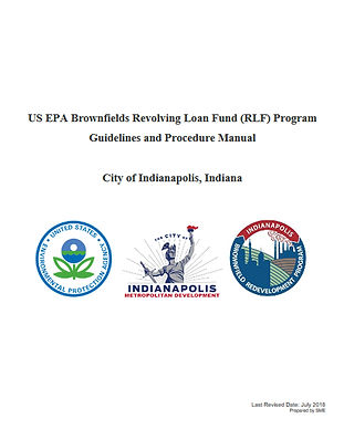 Brownfields Revolving Loan Fund Program.