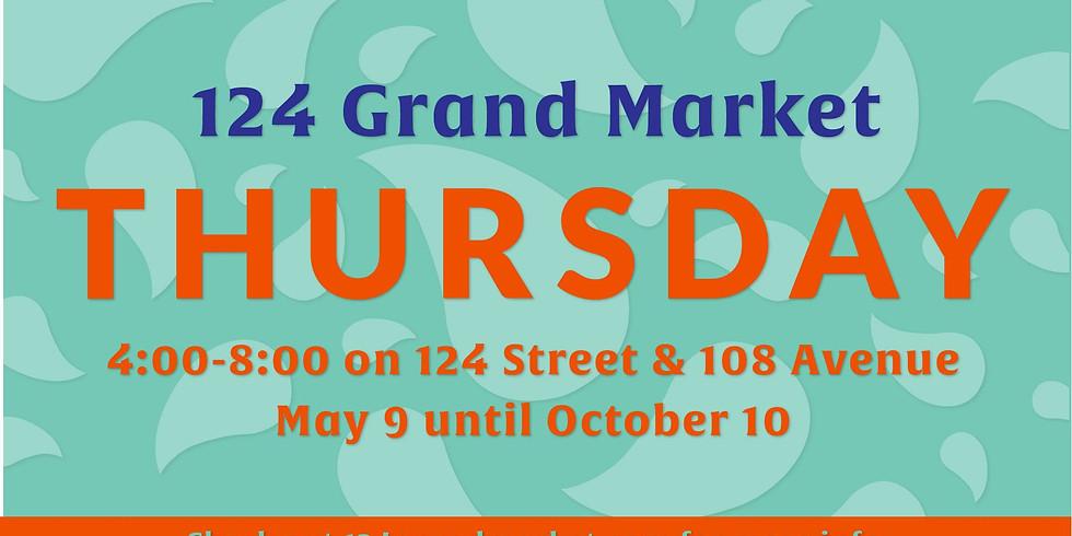 124 Grand Market Thursdays