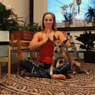 JULIA NIELD   One The Ball, Restorative Yoga