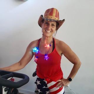 JOANNE VARANELLI   Spin, Circuit Training