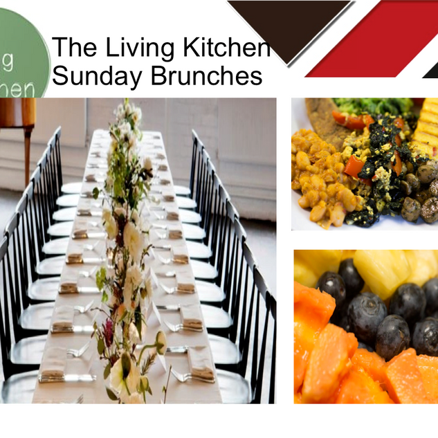 The Living Kitchen Supper Club